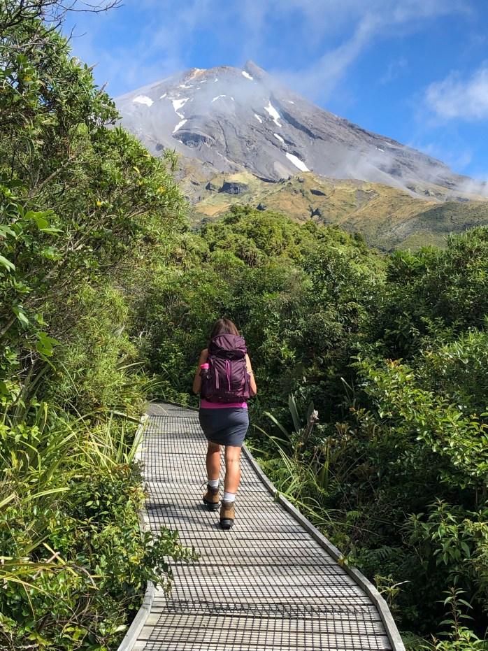 Mt Taranaki Top 12 Walks In The North Island
