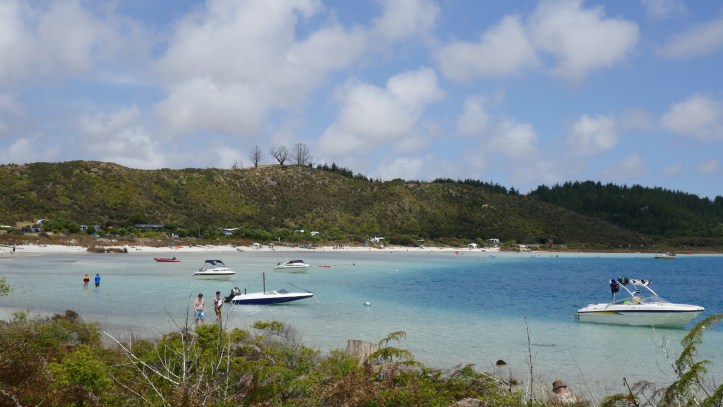Kai Iwi Lakes North Island NZ