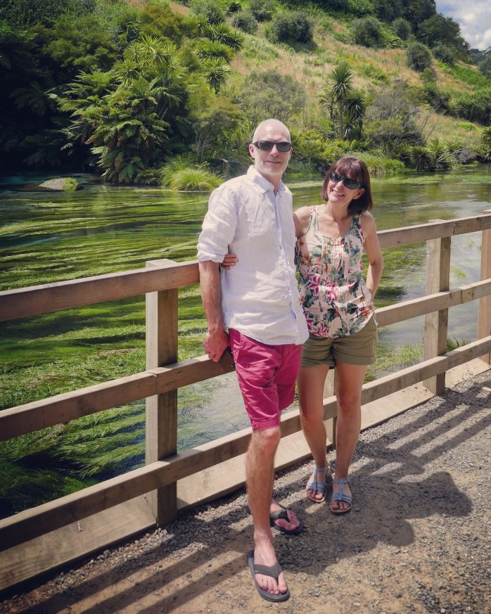 Blue Springs HIDDEN GEMS OF THE NORTH ISLAND