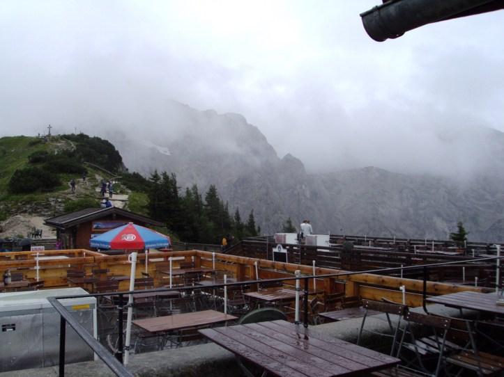 The Eagle's Nest German Alpine Road