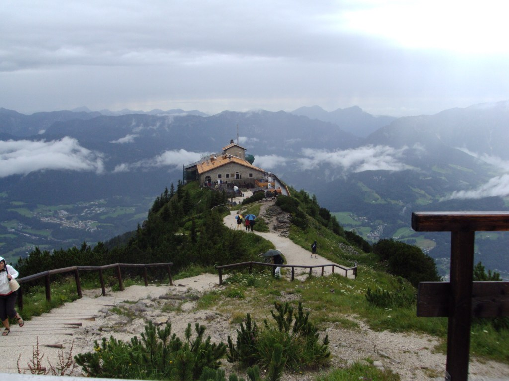The Eagles Nest German Alpine Road