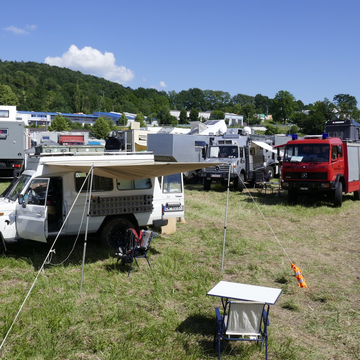 The Abenteuer and Allrad Show