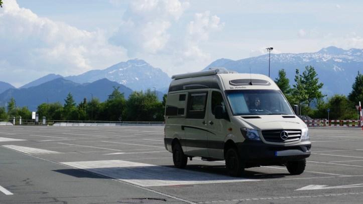 The little country of Liechtenstein