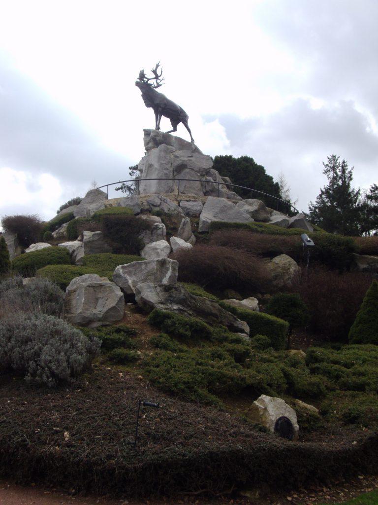 Caribou Memorial Somme