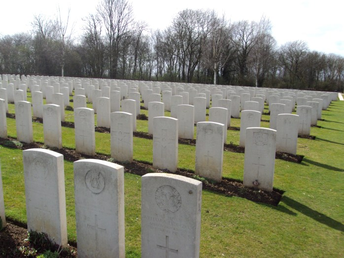 The battlefields of the somme