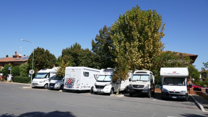motorhome Aires