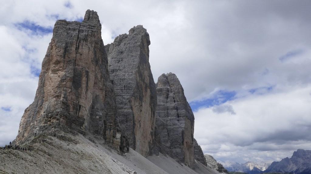 Dolomites Tre Cime di Lavaredo