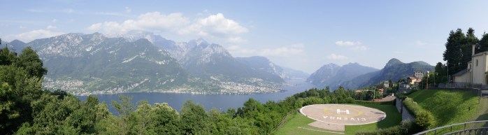 Lake Como by Campervan