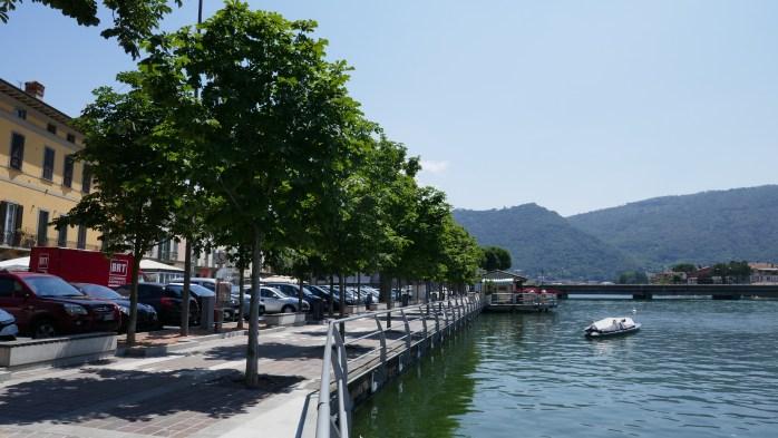 Lake Iseo Italian Lakes