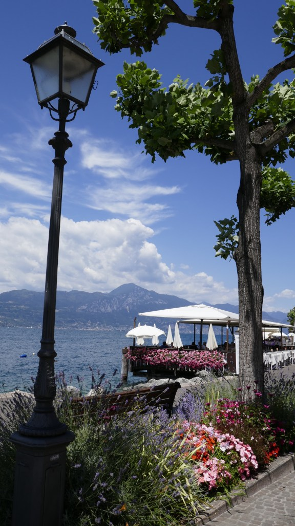 Lake Garda by Campervan