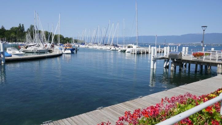 Yvoire Harbour