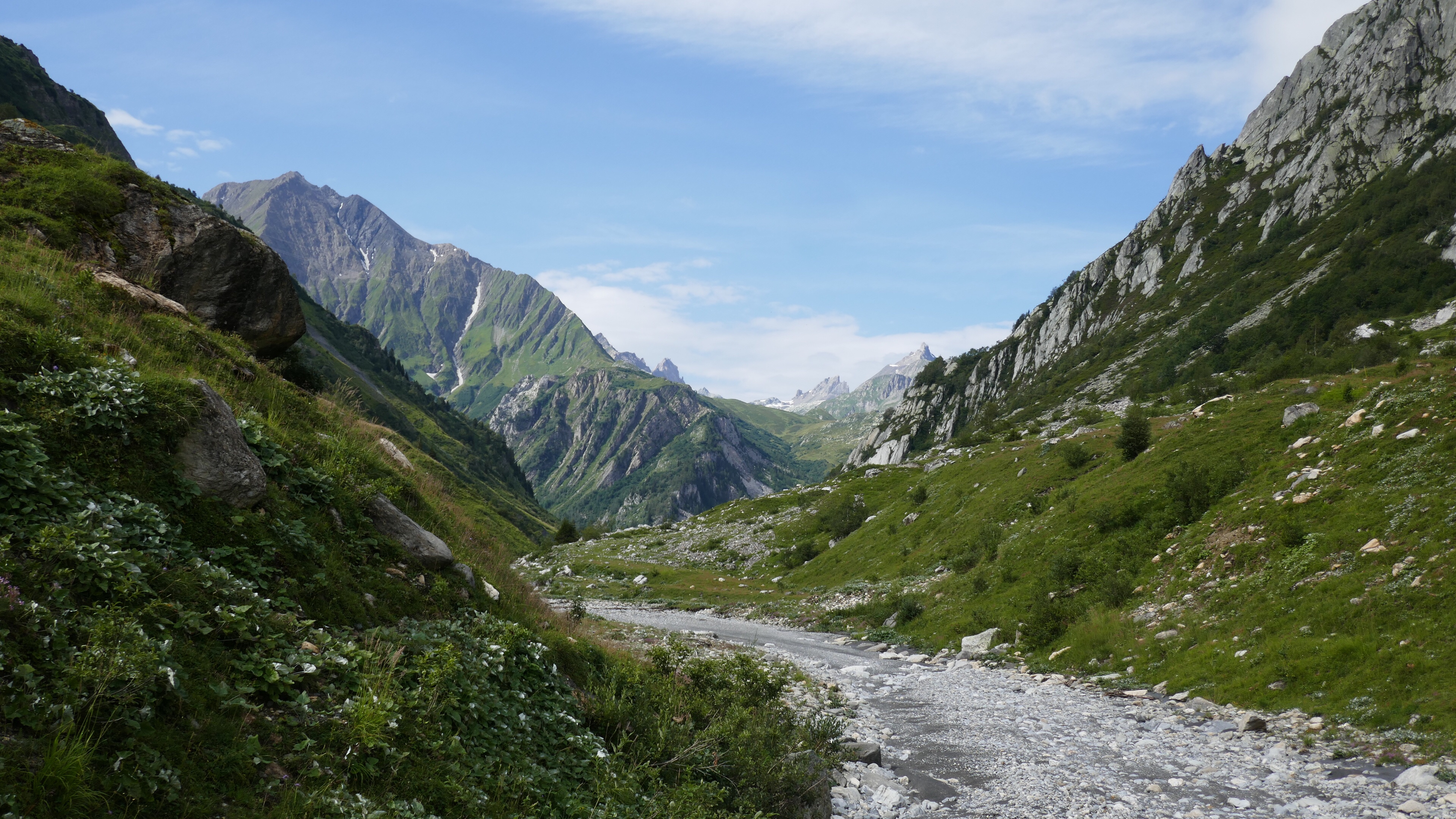 french alps les chassieux