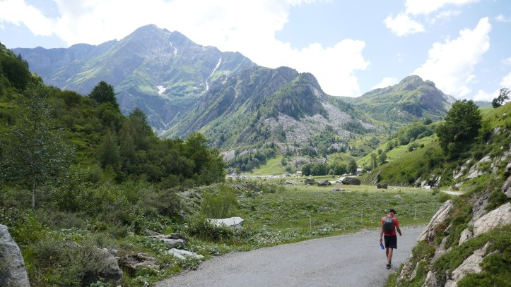Les Chapieux French Alps