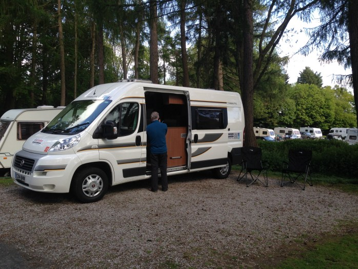 Top Apps for Motorhome Stopovers