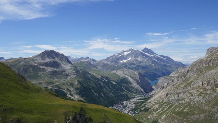 The French Alps Col