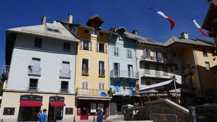 Briançon French Alps