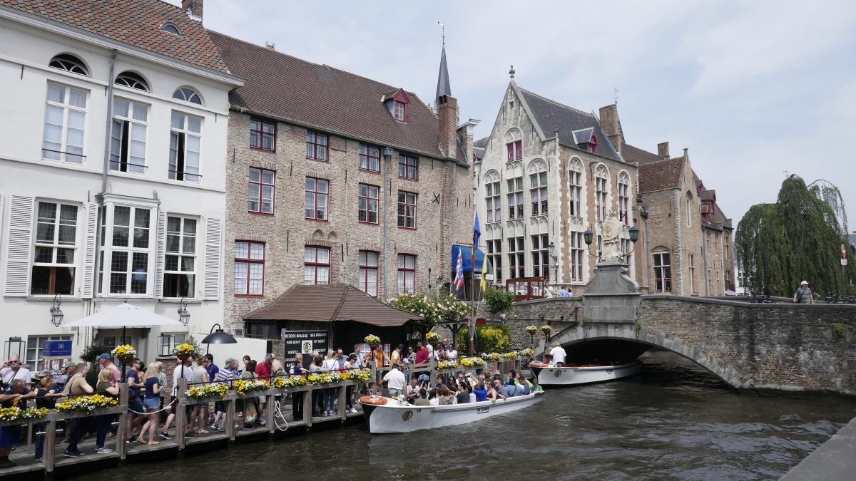 Top 9 places to visit in Belgium