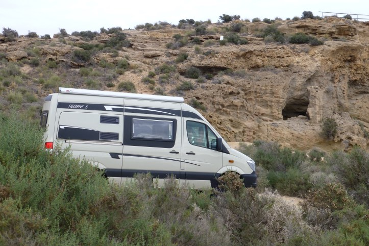 Mercedes Sprinter 4x4 Campervan