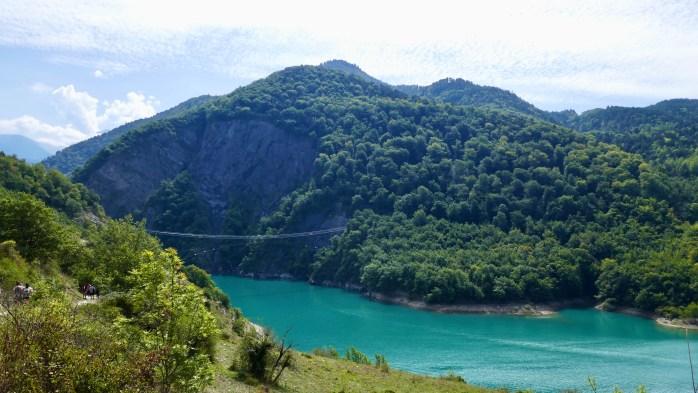Himalayan Swing Bridges in France