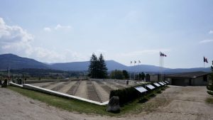Vassieux En Vercors War Memorial Site