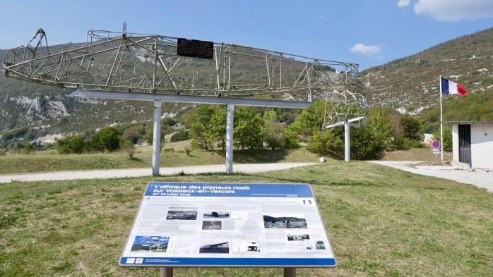 Vassieux En Vercors War Site
