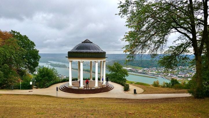 The Rhine by motorhome