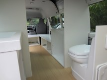 Camper Vans with Toilet and Shower