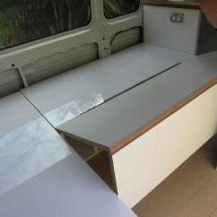 Where To Buy Sofa Seat For Van Corner Bed Storage Uk Campervan Furniture The Converts