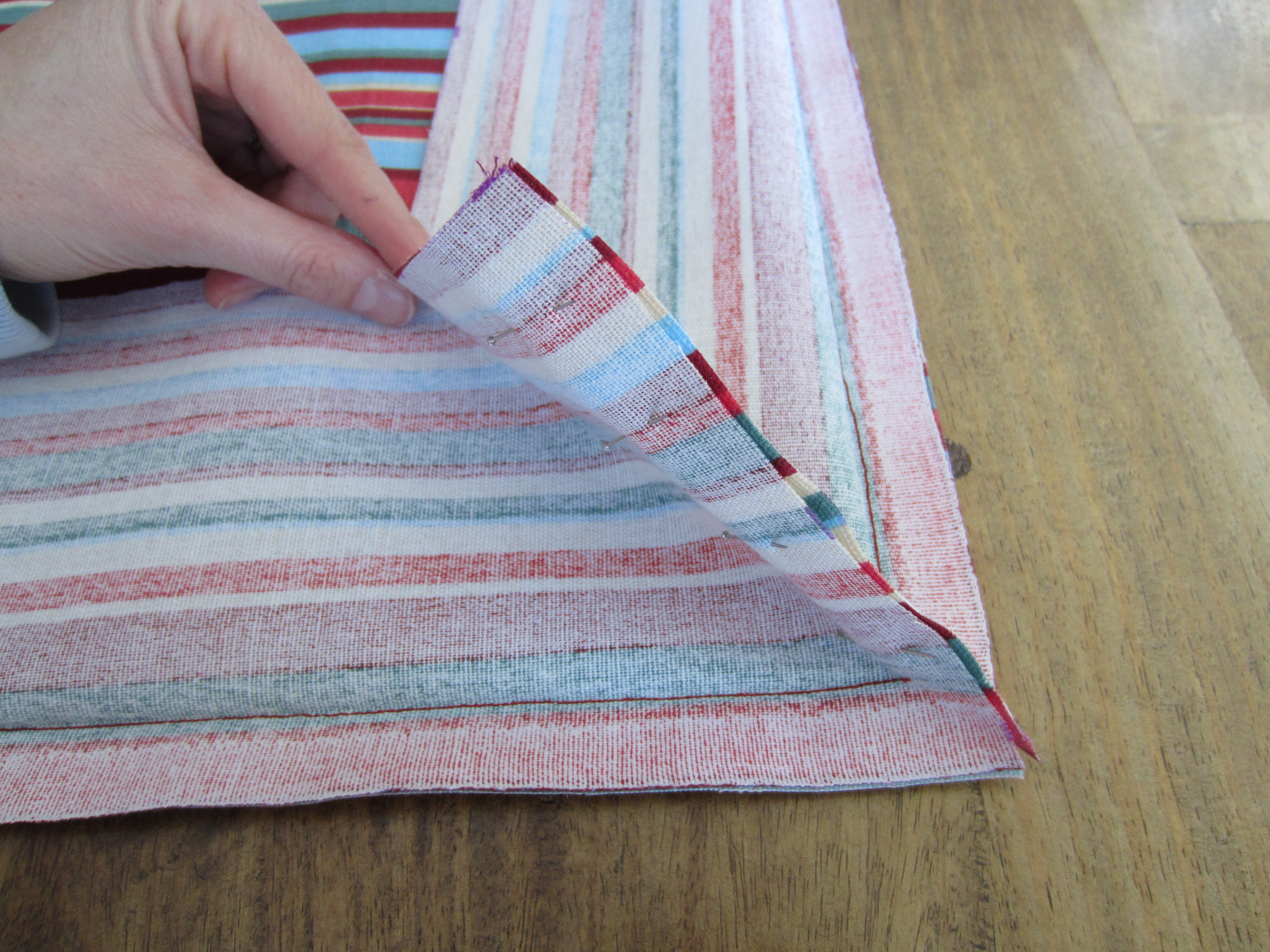 How to sew fabulous seat cushions even if youre a