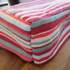How Much Fabric To Cover A Chair Cushion Antique Barber For Sale Foam Seat Cushions The Campervan Converts