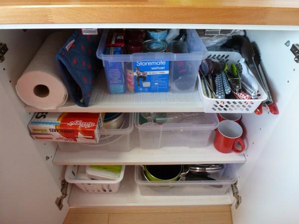 RV Pantry Storage Ideas