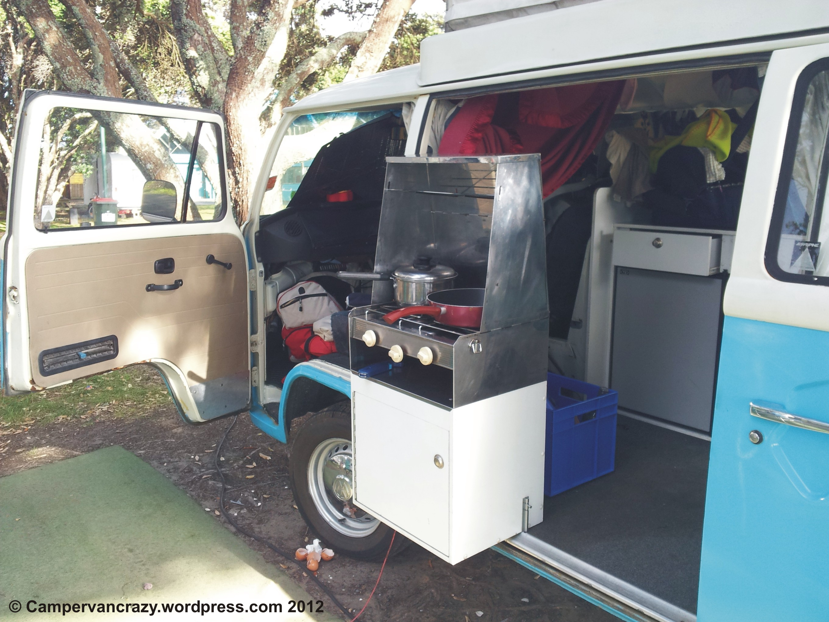 Devon campervan conversion  Campervan Crazy
