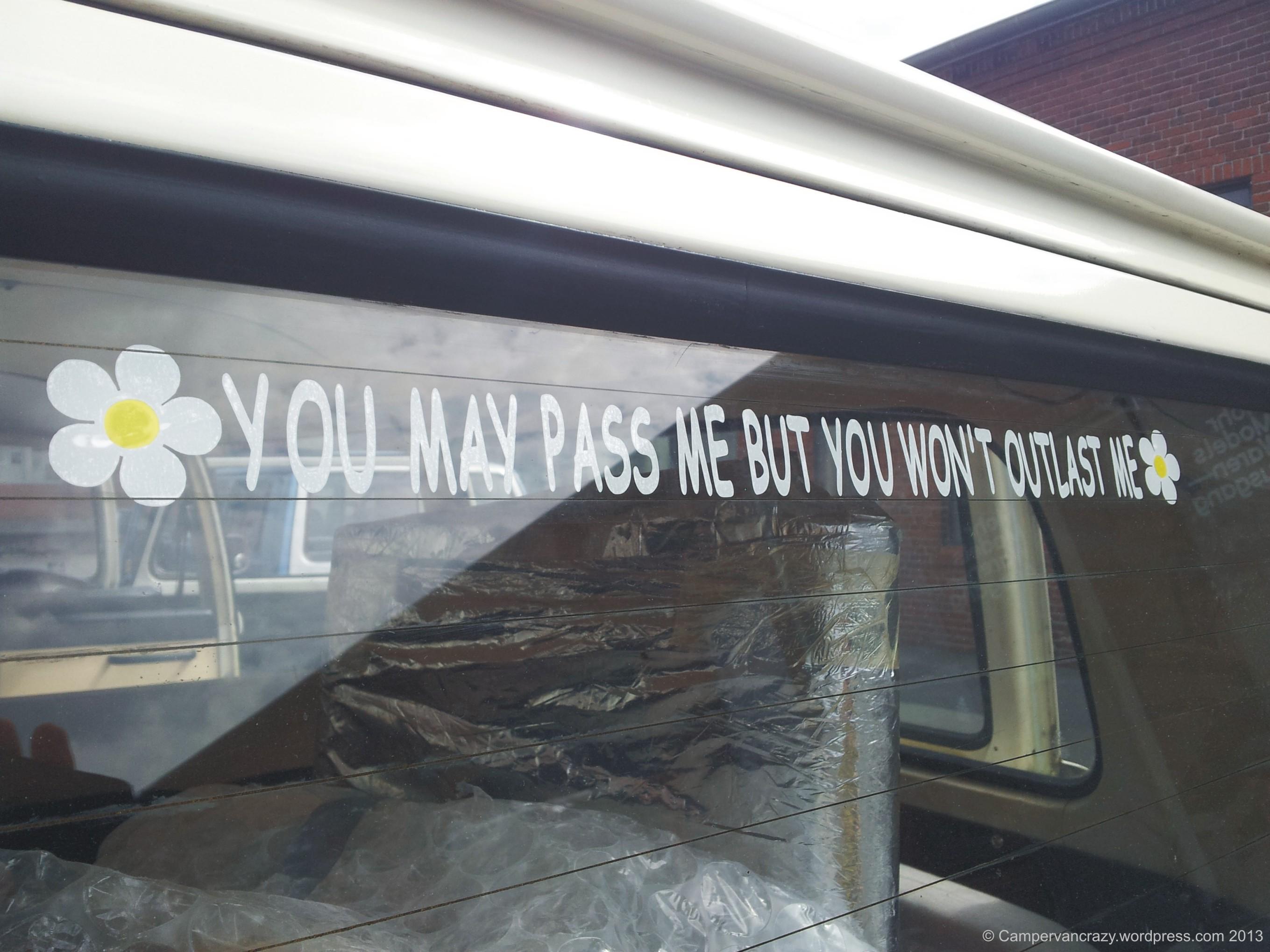 VW Bus Merchandising  Campervan Crazy