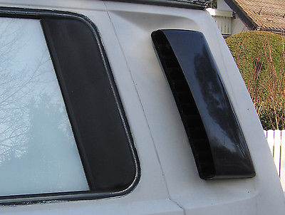 VW T25 T3 Vanagon Rear Air Channel Scoops