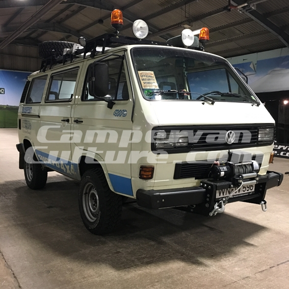 Vanagon Syncro For Sale