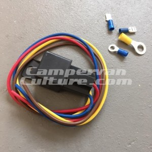 VW T25 T3 Vanagon Petrol Engine Hard Start Relay Kit