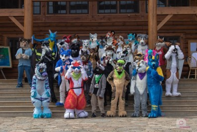 2016 Fursuit Photo!