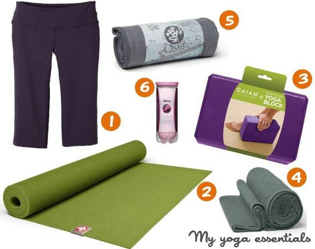 My Yoga and Pilates Essentials - Campfire Chic 84d0f32b182
