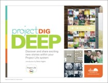 Project Life ebook Project Dig Deep - Campfire Chic