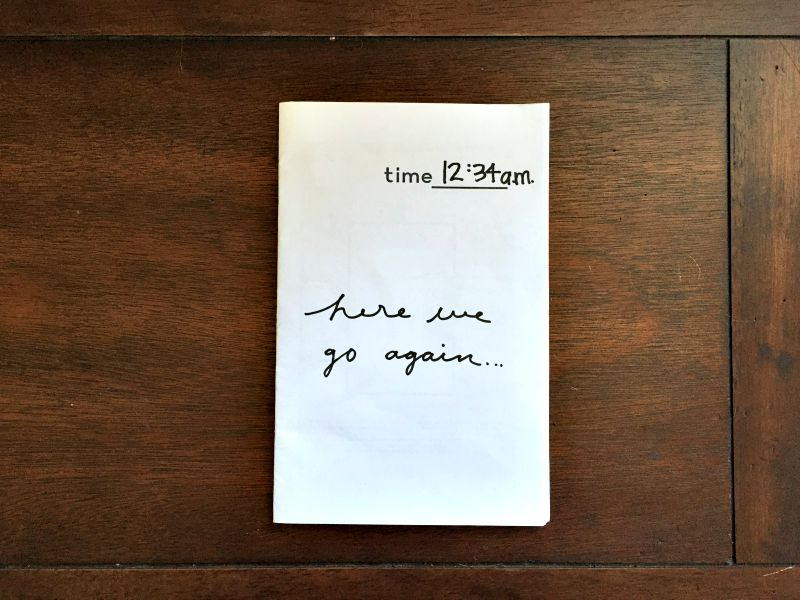Timebook - A Way to Tell Your Story from Classes by Kara - Campfire Chic
