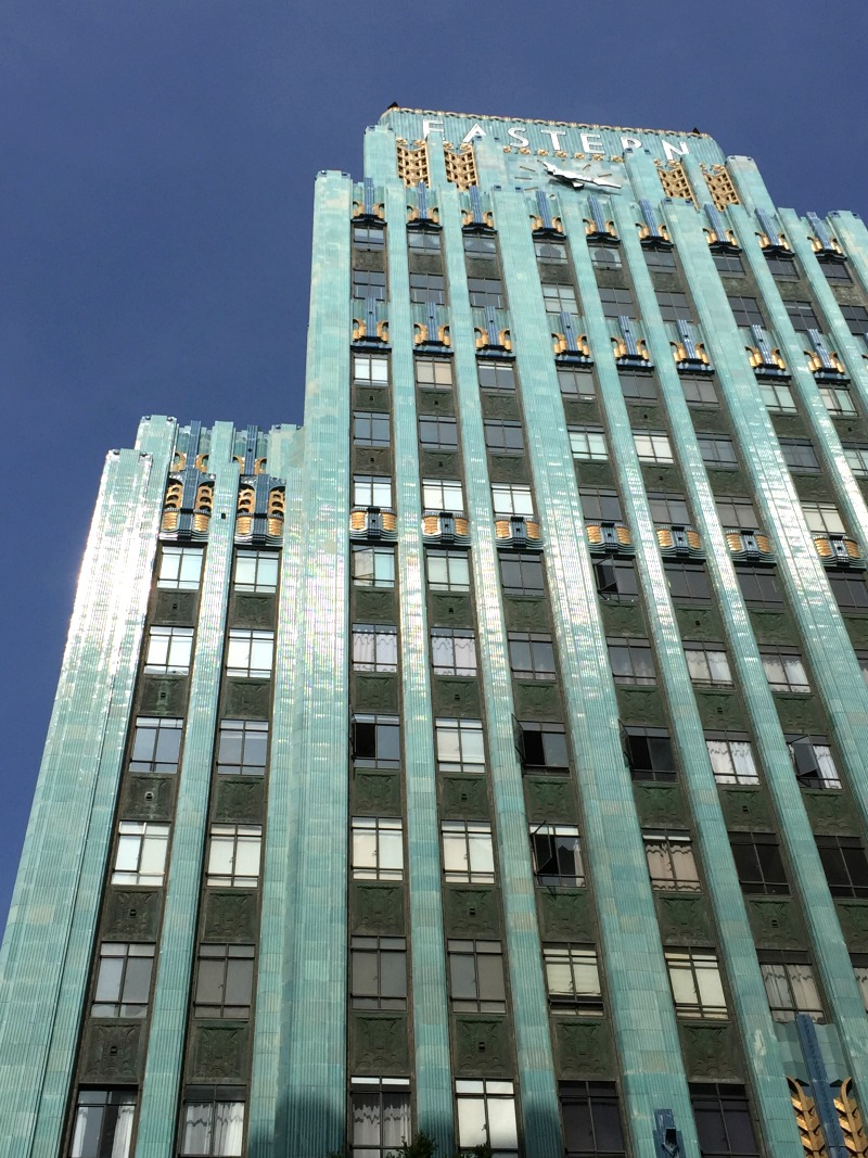 Microadventure Art Deco Architecture Tour of Downtown Los Angeles