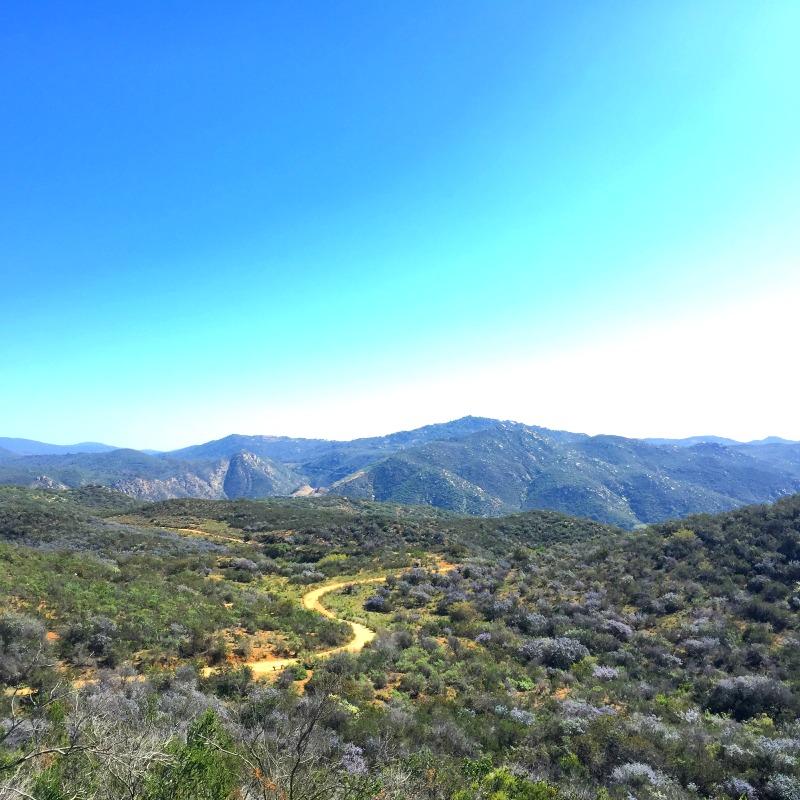 Daly Ranch Trail System in Escondido California - Campfire Chic