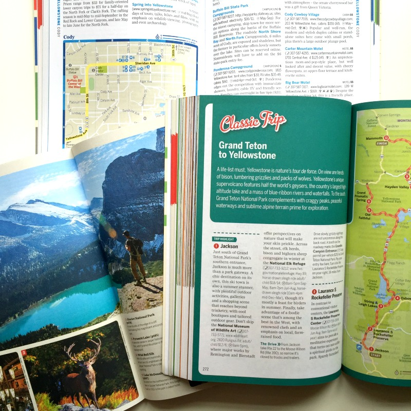 Lonely Planet Guidebooks for Travel Planning - Campfire Chic
