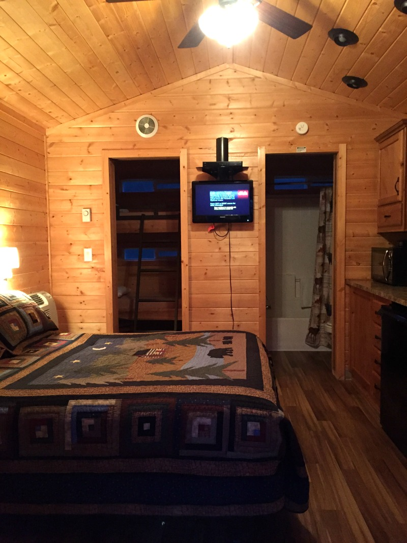 KOA Campground near Glacier National Park - Campfire Chic