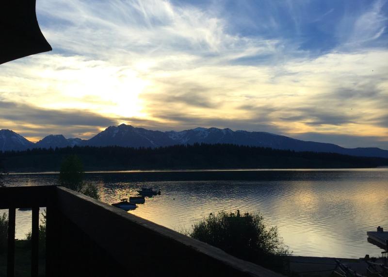Grand Teton National Park - Signal Mountain Lodge - Campfire Chic