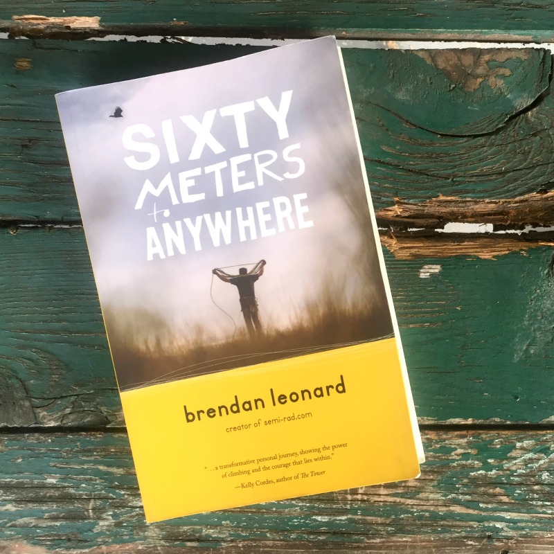 Book Review - Sixty Meters to Anywhere - Campfire Chic