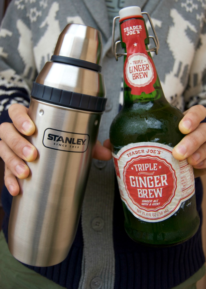 Stanley Brand Nesting Steel Happy Hour System Makes Your Party Mobile - Campfire Chic