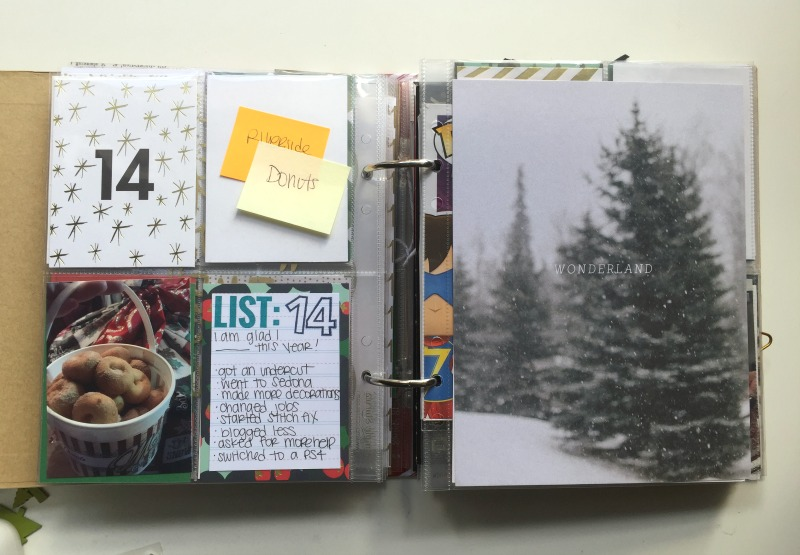 December Daily and 30 Days of Lists - Day 4