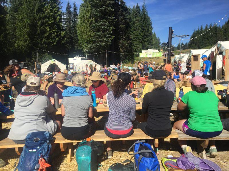 Outessa Mt Hood - Class Participants