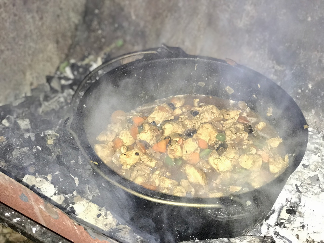 Sweet and Sour Chicken – Dutch Oven